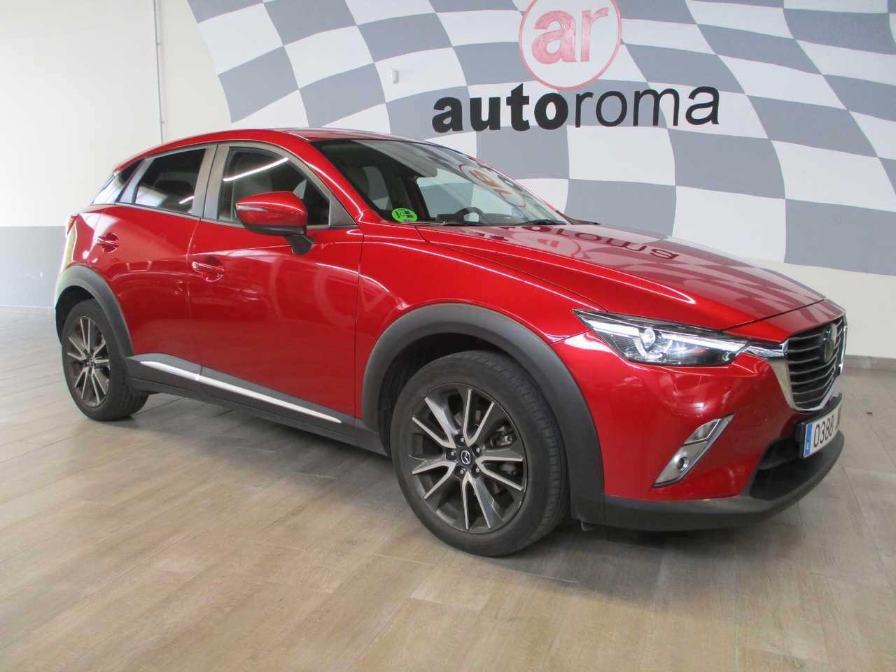 Mazda CX-3 2.0 150cv AWD AT. LUXURY PACK WHITE Y PACK TRAVEL  - Foto 1