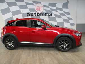 Mazda CX-3 2.0 150cv AWD AT. LUXURY PACK WHITE Y PACK TRAVEL  - Foto 2