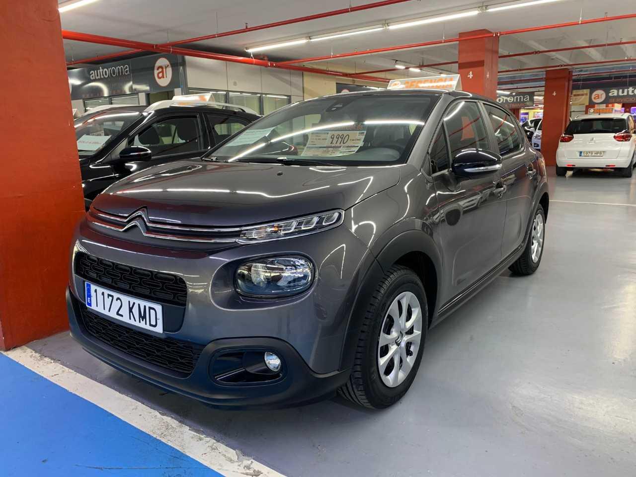 Citroën C3 FEEL 1.2 PURETECH. SOLO ESTRENADO!!!   - Foto 1