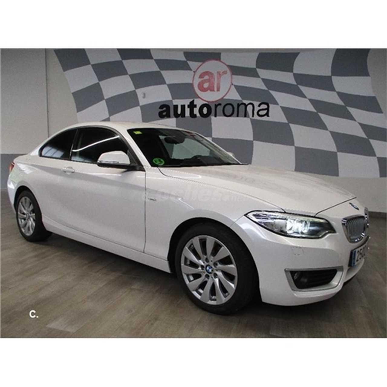 BMW Serie 2 Coupe 218d  - Foto 1