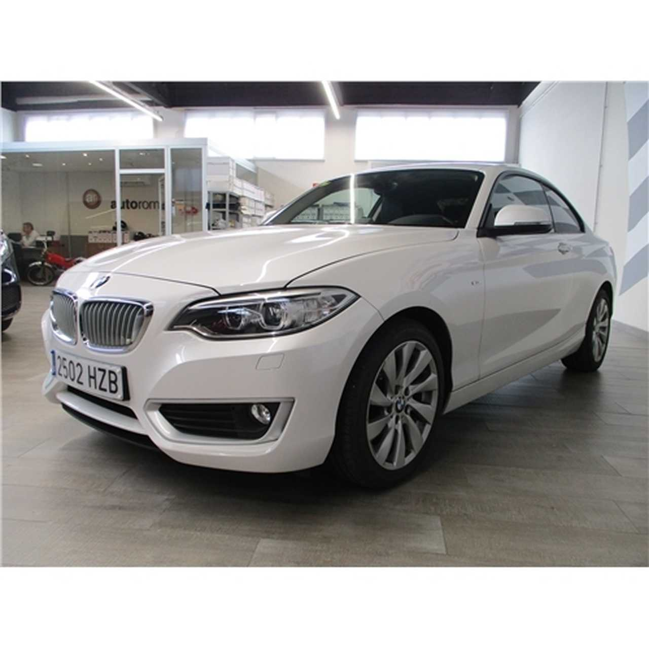 BMW Serie 2 Coupe 218d  - Foto 1
