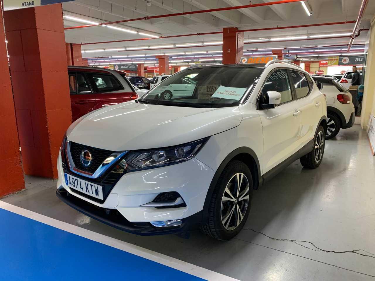 Nissan Qashqai Dci 115cv N-CONNECTA. CAR PLAY, GPS, TECHO PANORÁMICO, CÁMARA 360º, ETC...   - Foto 1