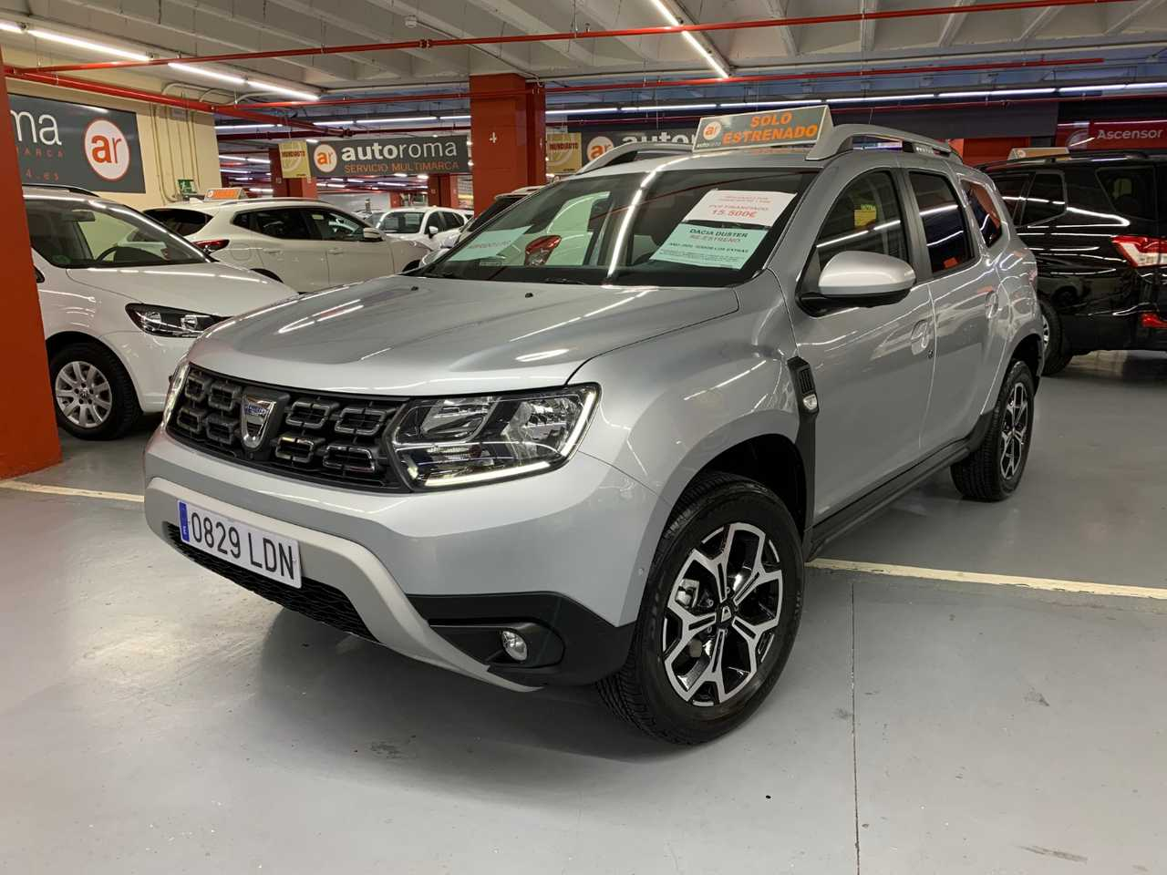 Dacia Duster II HÍBRIDO 1.6 Benzin / LPG Essential. SOLO ESTRENADO!!!!   - Foto 1