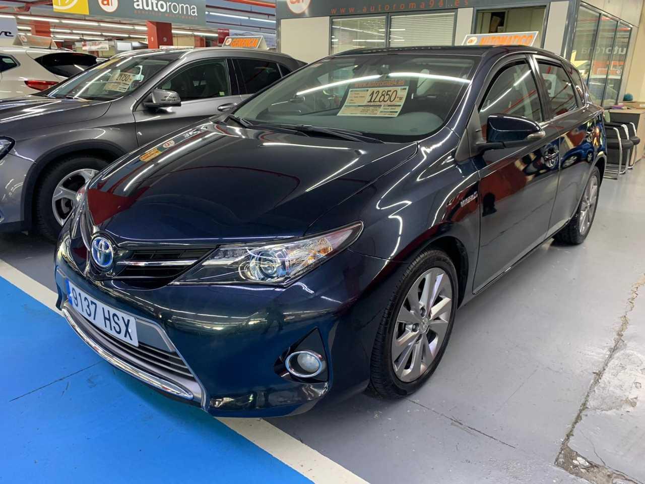 Toyota Auris HÍBRIDO. UN SOLO PROPIETARIO!!!!   - Foto 1