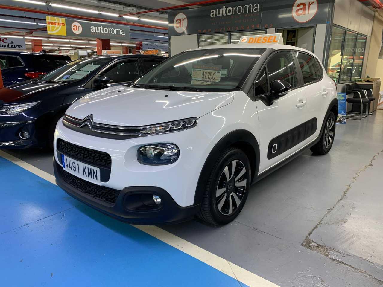 Citroën C3 HDI 100cv, PACK FEEL NAVEGADOR, AIR BUMP, ETC...   - Foto 1