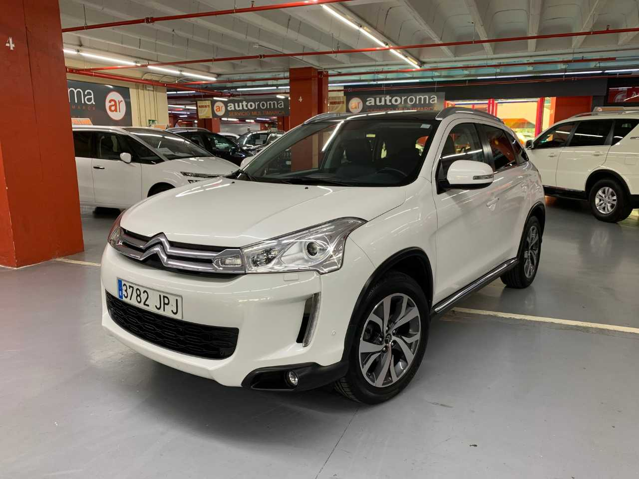 Citroën C4 Aircross Hdi EXCLUSIVE. TECHO PANORÁMICO, GPS, CÁMARA, ETC...   - Foto 1
