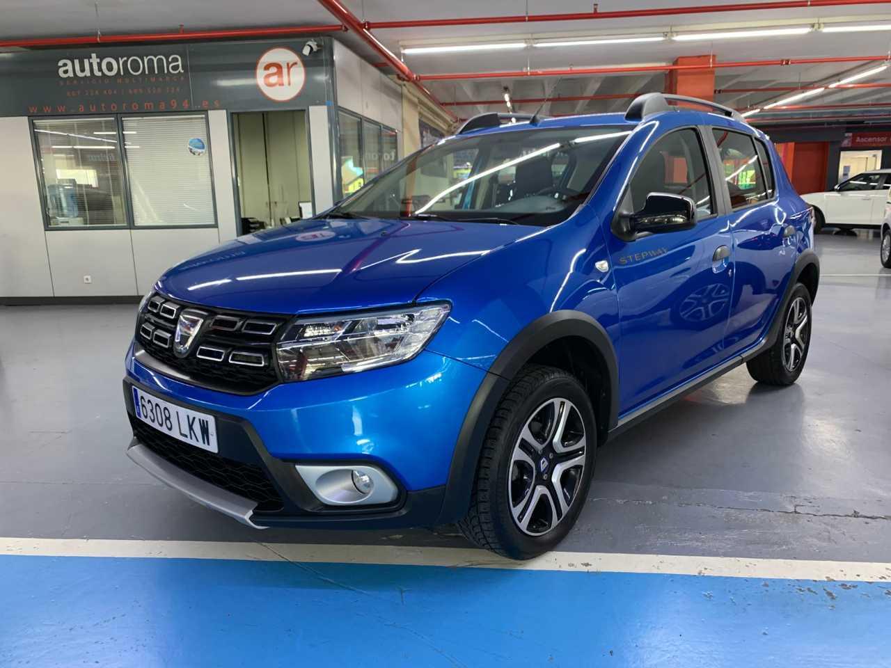 Dacia Sandero Stepway 1.5 Dci. Todos los extras posibles!!!   - Foto 1