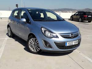 Opel Corsa 1.2 selective automatico 85cv adaptado a personas con movilidad reducida  - Foto 2