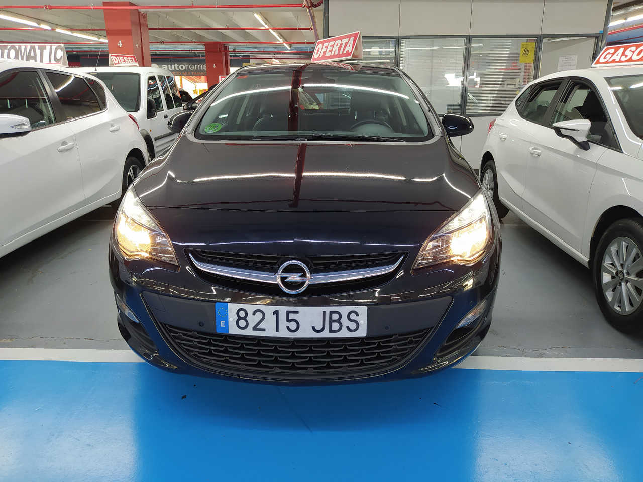 Opel Astra OPEL ASTRA 1.6 SELECTIVE  S&S 81KW 110CV   - Foto 1