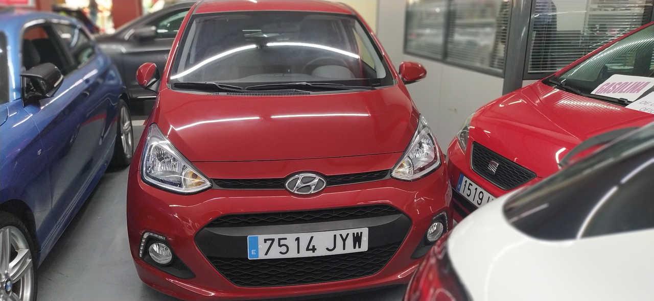 Hyundai i10 Hyundai i10 1.2 Tecno Plus 64 kW (87 CV)   - Foto 1