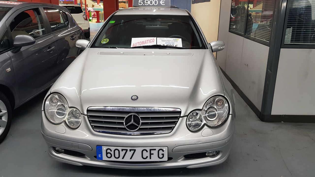 Mercedes Clase C  Clase C C Sportcoupe 200 K 120 kW (163 CV)   - Foto 1