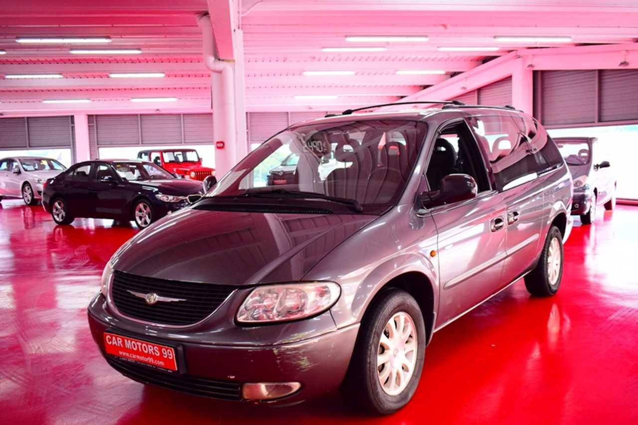Chrysler Grand voyager Grand Voyager 2.5 CRD SE   - Foto 1