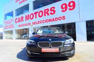 BMW Serie 5 Serie 5 F10 Diesel NACIONAL-LIBRO REVISIONES  - Foto 3
