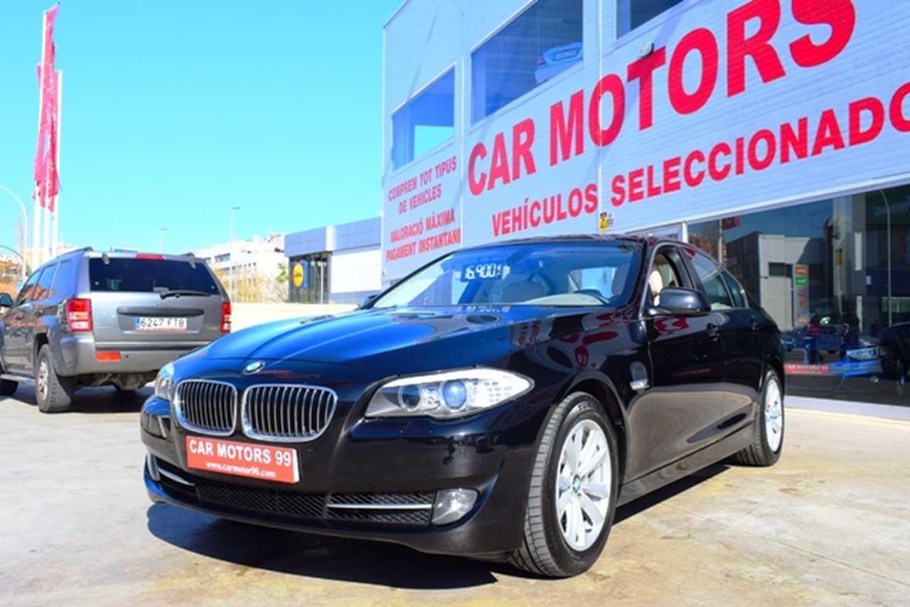 BMW Serie 5 Serie 5 F10 Diesel NACIONAL-LIBRO REVISIONES  - Foto 1