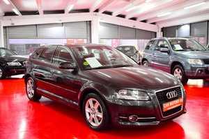 Audi A3 Sportback 1.6TDI Attraction S-Tronic NACIONAL-LIBRO REVISIONES  - Foto 3