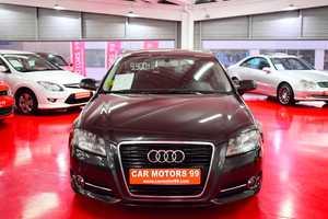 Audi A3 Sportback 1.6TDI Attraction S-Tronic NACIONAL-LIBRO REVISIONES  - Foto 2