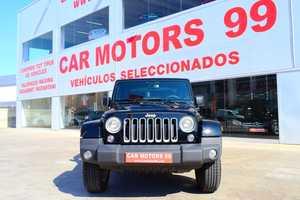 Jeep Wrangler 2.8CRD JK Edition Aut Tot Terreny, 3 T5 2776ccm 147CV/200CV IVA DEDUCIBLE PARA EMPRESAS  - Foto 3