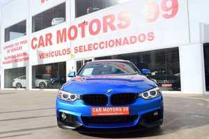BMW Serie 4 Coupé F32 Diesel PAQUETE M NACIONAL-LIBRO REVISIONES  - Foto 3