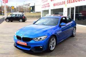 BMW Serie 4 Coupé F32 Diesel PAQUETE M NACIONAL-LIBRO REVISIONES  - Foto 2
