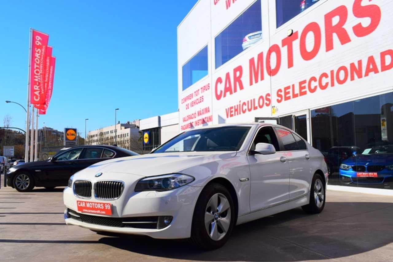 BMW Serie 5 Serie 5 F10 Diesel Efficient Dynamics Edition   - Foto 1