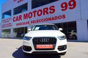 Audi Q3 2.0TDI Advance quattro NACIONAL-LIBRO DE REVISIONES-12 MESES DE GARANTÍA  - Foto 3