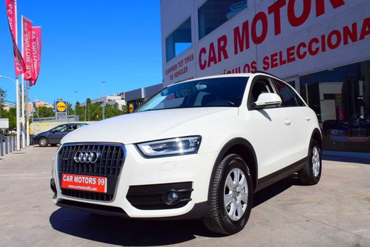 Audi Q3 2.0TDI Advance quattro NACIONAL-LIBRO DE REVISIONES-12 MESES DE GARANTÍA  - Foto 1