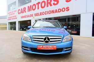Mercedes Clase C C 220 CDI BE Edition Aut. NACIONAL-12 MESES DE GARANTÍA  - Foto 3