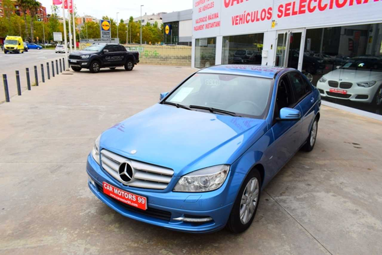 Mercedes Clase C C 220 CDI BE Edition Aut. NACIONAL-12 MESES DE GARANTÍA  - Foto 1