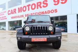 Jeep Wrangler Unlimited Jeep Wrangler Unlimited 2.8CRD Sahara AT   - Foto 3