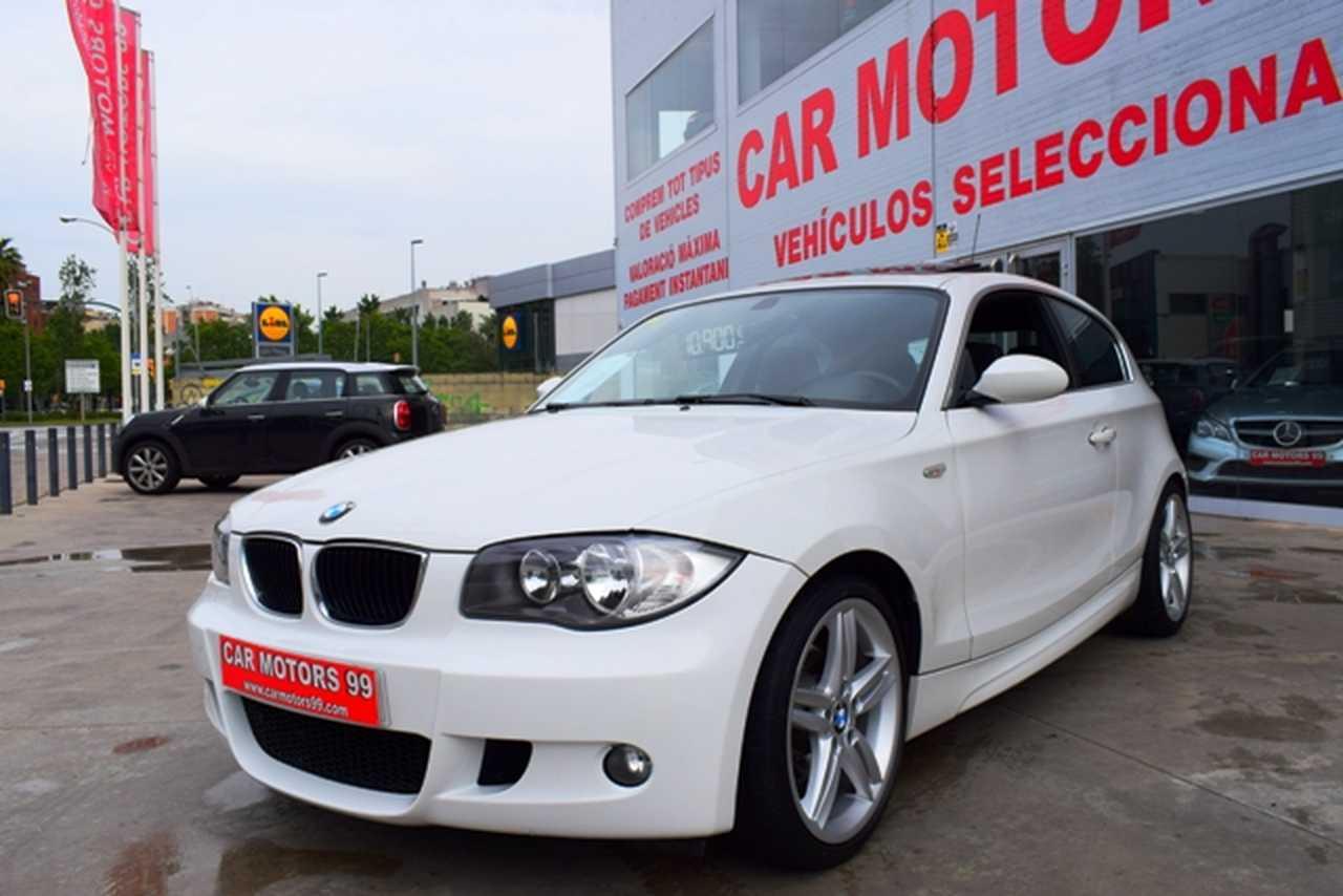 BMW Serie 1 BMW 118 Serie 1 E81 E87 Diesel PAQUETE M-TECHO SOLAR   - Foto 1