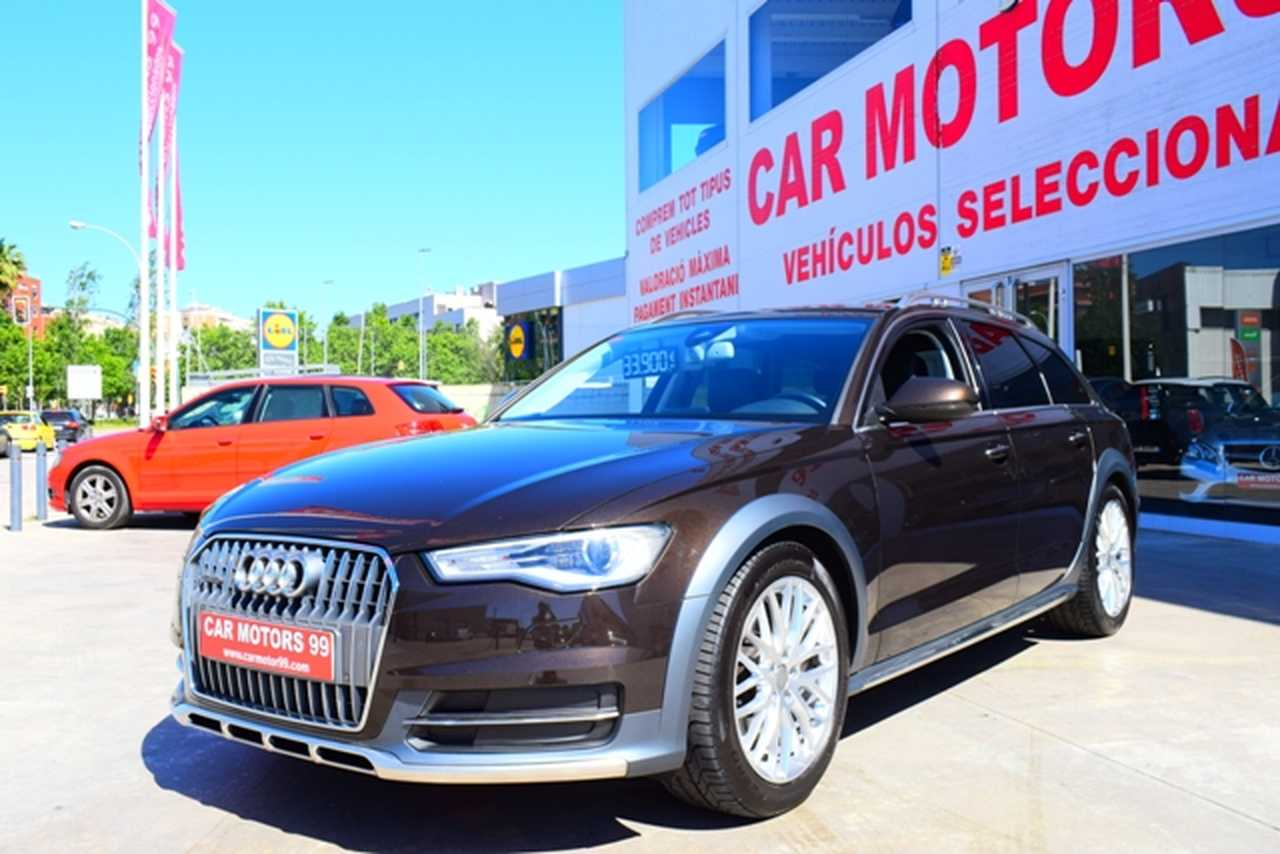 Audi A6  Allroad Q. 3.0TDI Advanced ed. S-T 272 Advanced edition NACIONAL-12 MESES DE GARANTÍA-IVA DEDUCIBLE  - Foto 1