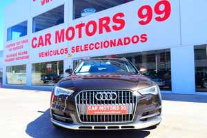 Audi A6  Allroad Q. 3.0TDI Advanced ed. S-T 272 Advanced edition NACIONAL-12 MESES DE GARANTÍA-IVA DEDUCIBLE  - Foto 3