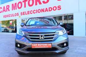 Honda CR-V 2.2i-DTEC Luxury 4x4 Tot Terreny, 5 M6 2199ccm 110/150CV IVA DEDUCIBLE PARA EMPRESAS  - Foto 3