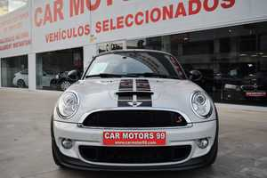 Mini Cooper S Coupe aut NACIONAL-LIBRO DE REVISIONES-12 MESES DE GARANTÍA  - Foto 3