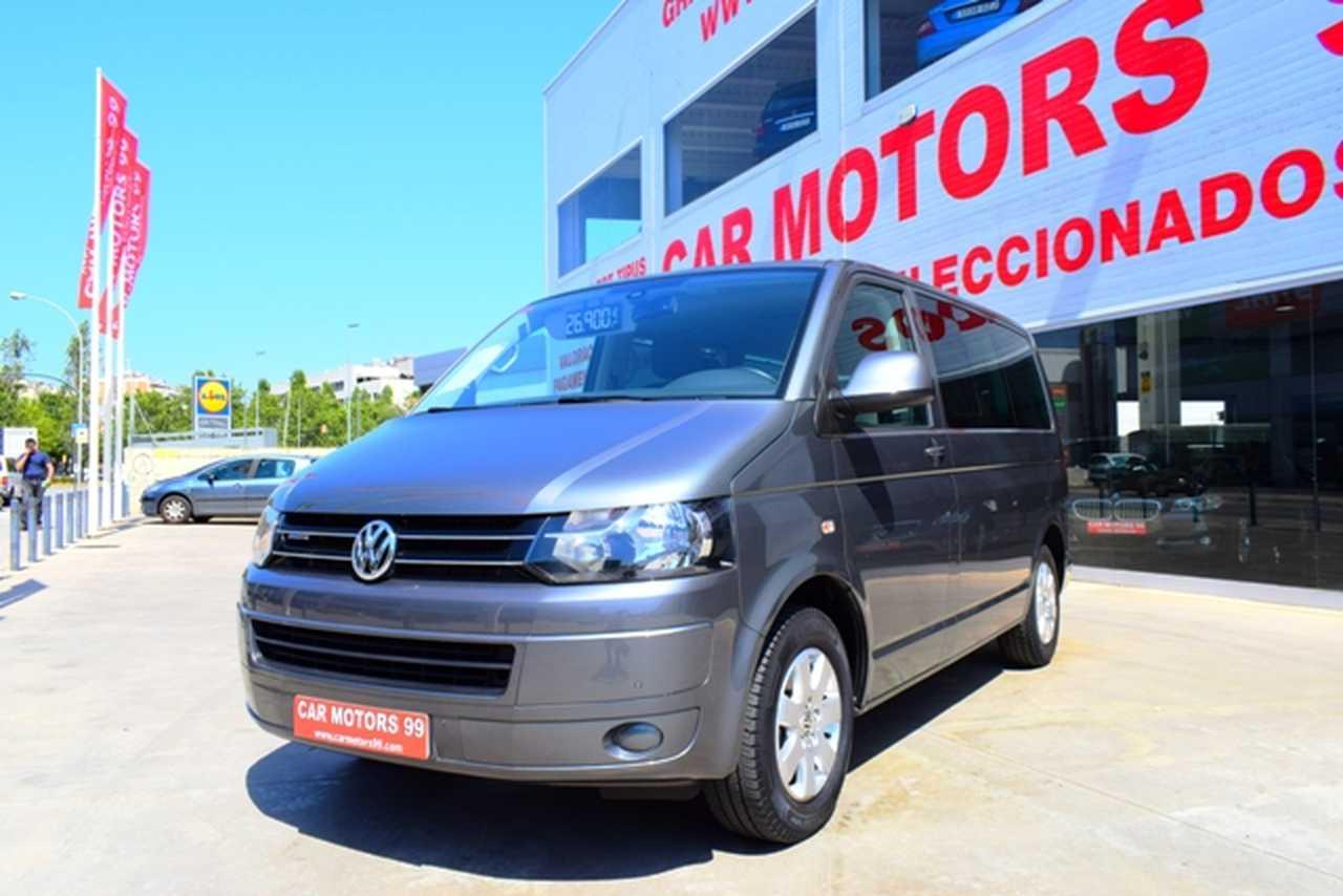 Volkswagen Multivan T5 Multivan 2.0TDI BMT Comfortline Ed. 114 Comfortline Edition   - Foto 1