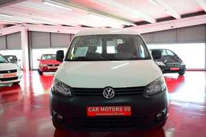 Volkswagen Caddy Caddy Furgón PRO 2.0TDI 4M NACIONAL-IVA DEDUCIBLE  - Foto 2