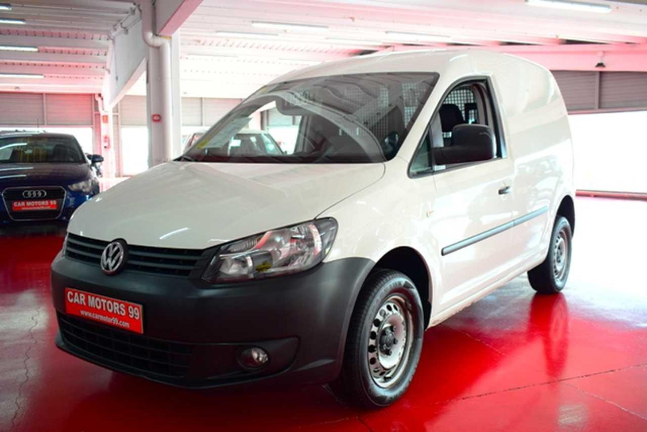 Volkswagen Caddy Caddy Furgón PRO 2.0TDI 4M NACIONAL-IVA DEDUCIBLE  - Foto 1