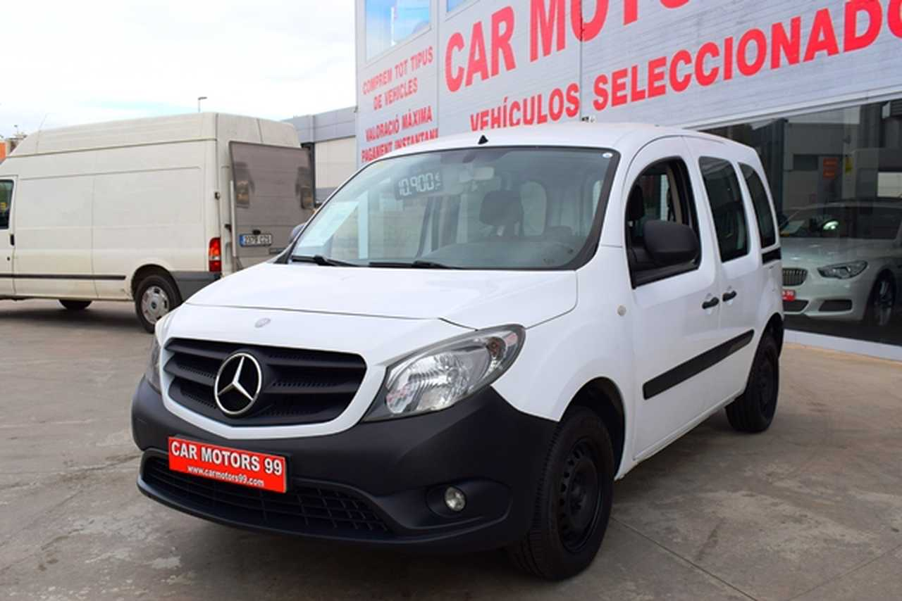 Mercedes Citan 108 CDI NACIONAL-IVA DEDUCIBLE  - Foto 1
