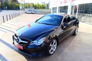 Mercedes Clase E Coupé E 350 4M Aut. , 2 T7 3498ccm 22500/30600 IVA DEDUCIBLE PARA EMPRESAS  - Foto 2