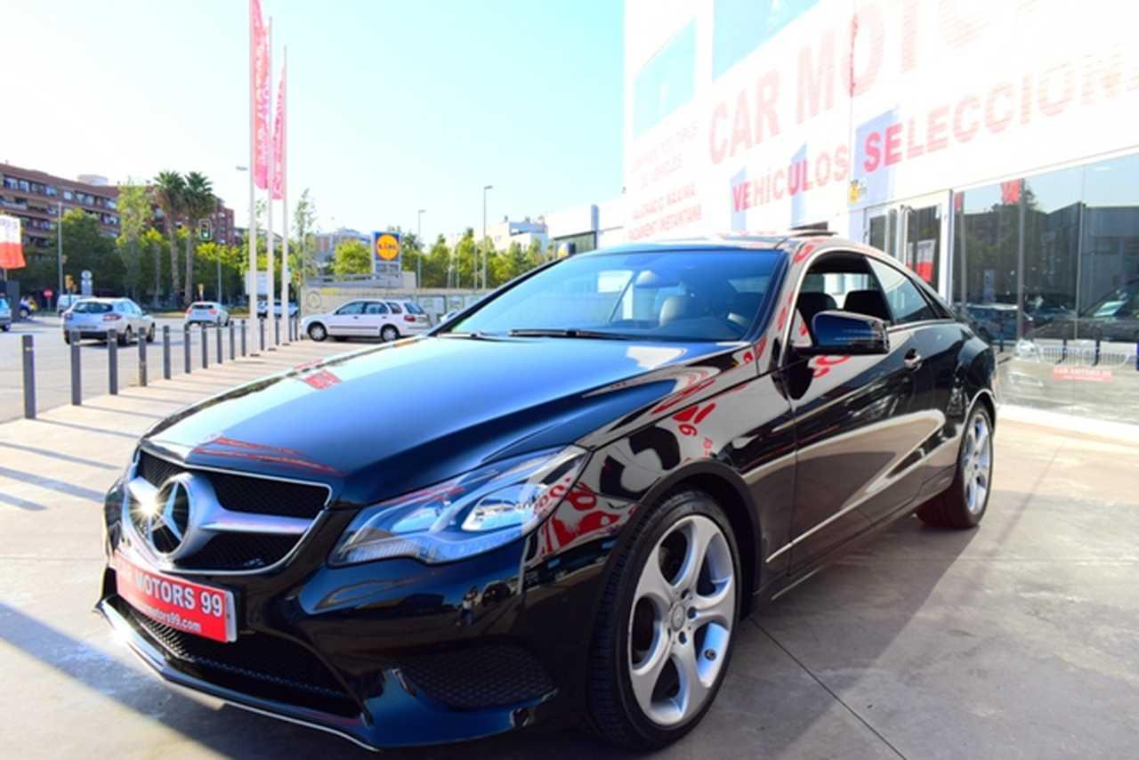 Mercedes Clase E Coupé E 350 4M Aut. , 2 T7 3498ccm 22500/30600 IVA DEDUCIBLE PARA EMPRESAS  - Foto 1