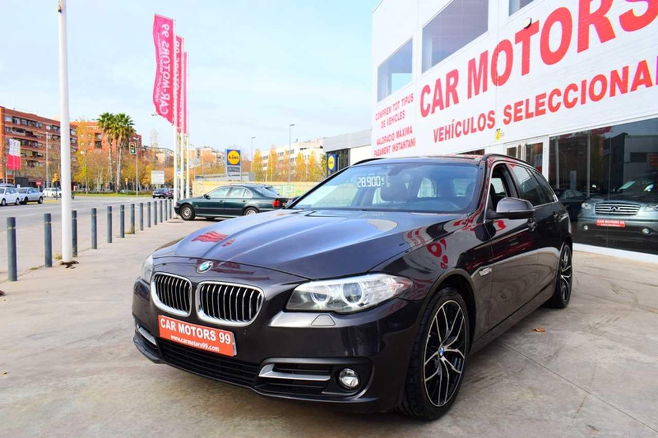 BMW Serie 5 Touring 530dA Touring xDrive Familiar, 5 T8 2993ccm 190/258CV IVA DEDUCIBLE PARA EMPRESAS  - Foto 1