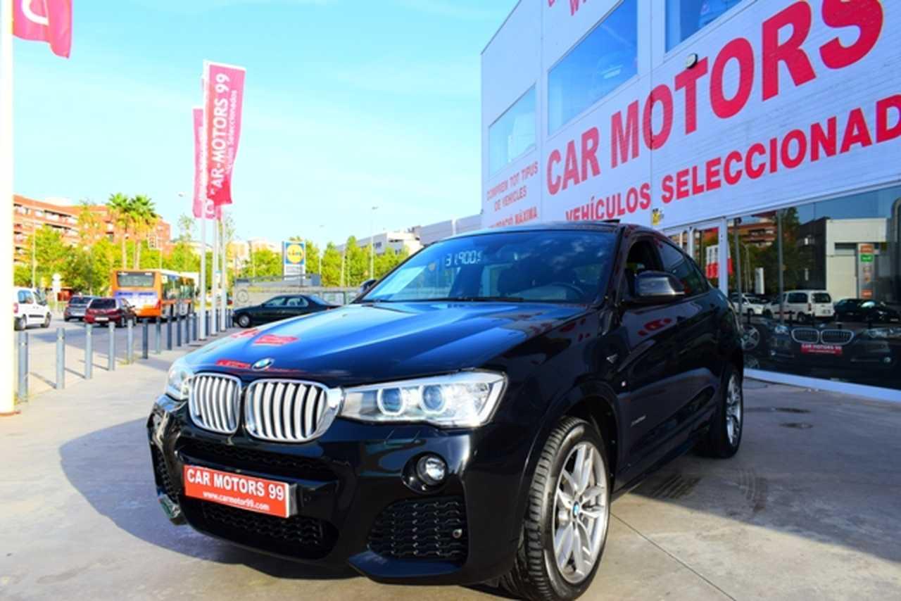 BMW X4 X4 xDrive 30dA PAQUETE M NACIONAL-12 MESES DE GARANTÍA-IVA DEDUCIBLE  - Foto 1