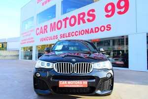 BMW X4 X4 xDrive 30dA PAQUETE M NACIONAL-12 MESES DE GARANTÍA-IVA DEDUCIBLE  - Foto 3