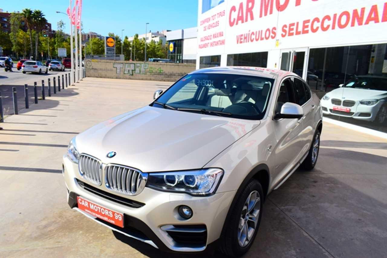 BMW X4 xDrive 30dA, 5 T8 2993ccm 19000/258CV IVA DEDUCIBLE PARA EMPRESAS  - Foto 1