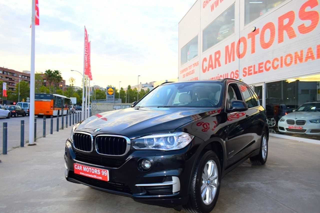 BMW X5 xDrive 30dA Tot Terreny, 5 T8 2993ccm 19000/258cv IVA DEDUCIBLE PARA EMPRESAS  - Foto 1