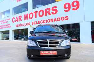 SsangYong Rodius Rodius 270 Xdi Limited Monovolum, 5 M5 2696ccm 12100/165CV 7 PLAZAS  - Foto 3
