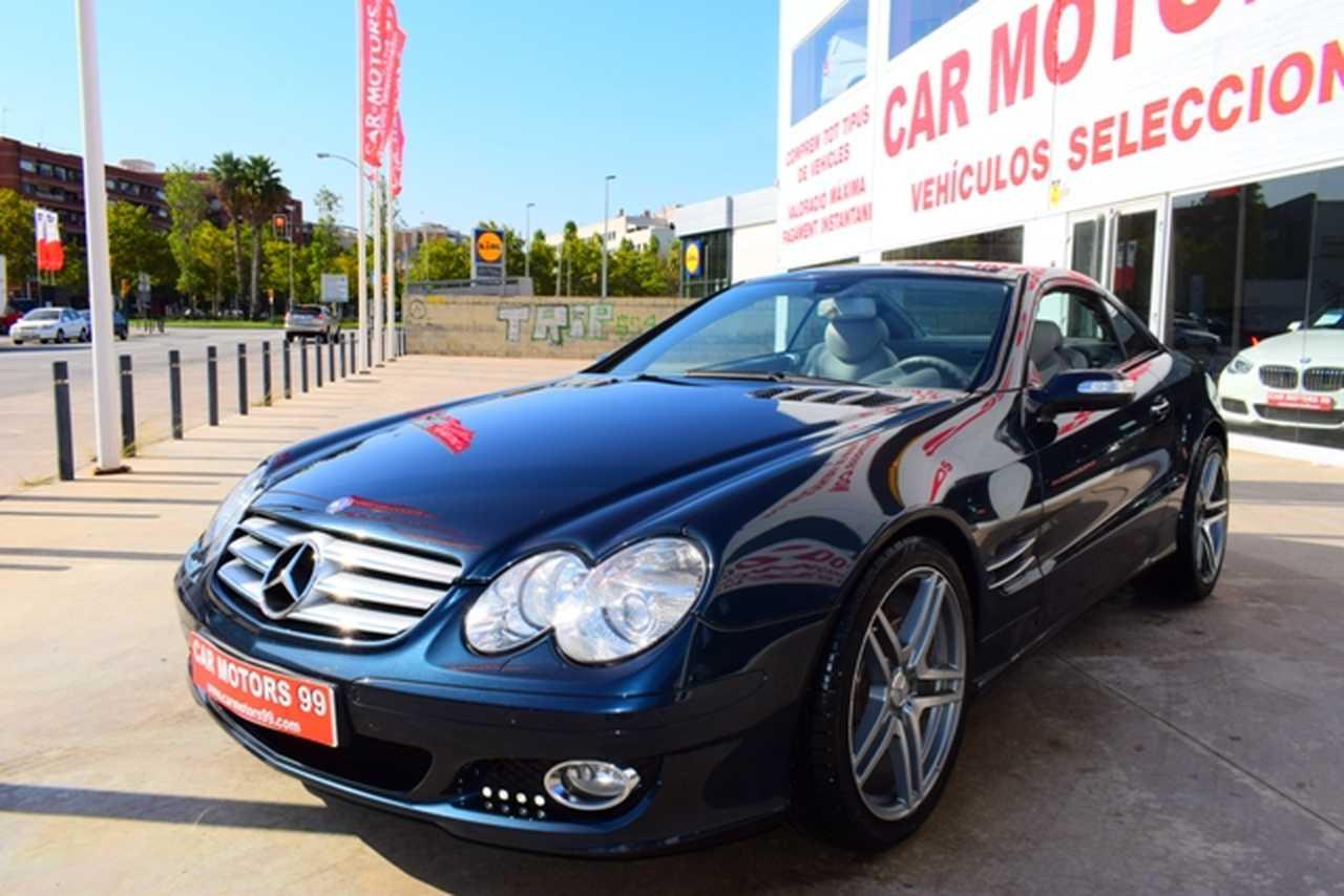 Mercedes Clase SL 350-KLASSE  CABRIO 2p 272CV   - Foto 1