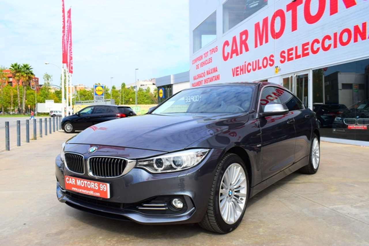 BMW Serie 4 Gran Coupé 430dA xDrive NACIONAL-12 MESES DE GARANTÍA-IVA DEDUCIBLE  - Foto 1