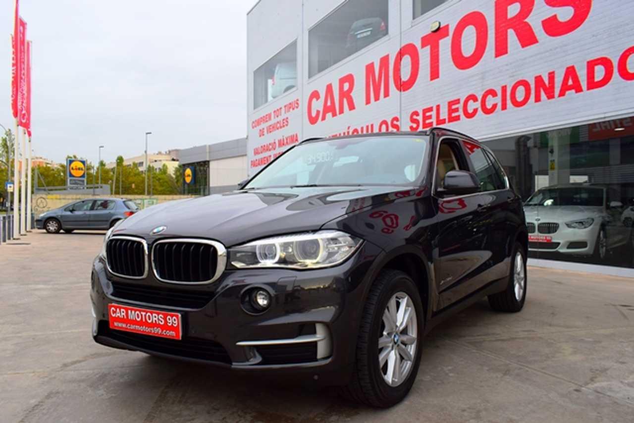BMW X5 xDrive 30dA 258cv IVA DEDUCIBLE - 12 MESES DE GARANTIA  - Foto 1