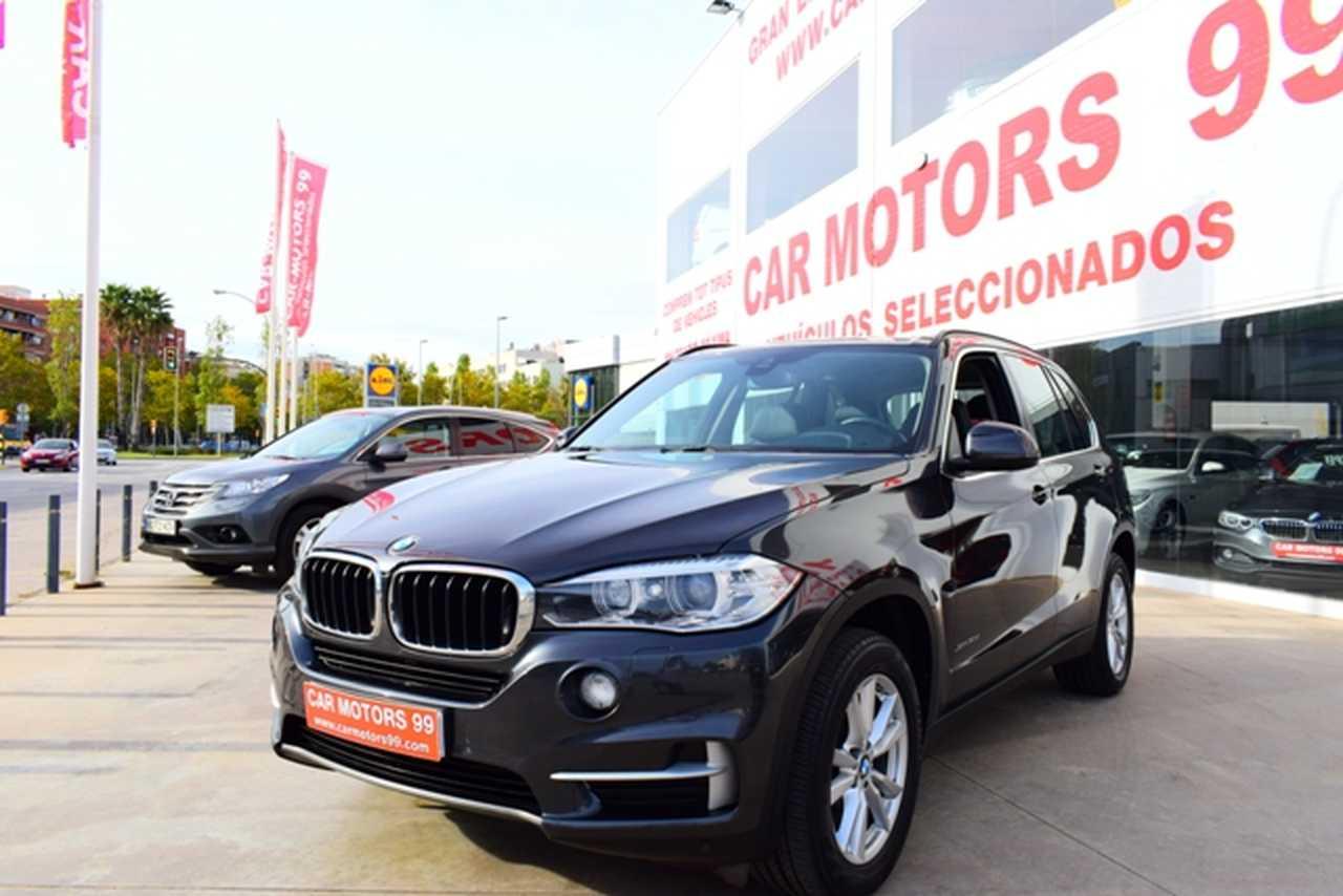 BMW X5 xDrive 30dA  T8 2993ccm 190/258CV 7PLAZAS IVA DEDUCIBLE   - Foto 1